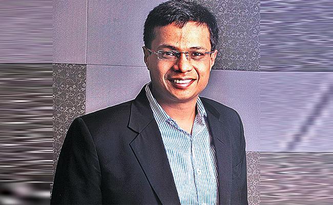 Sachin Bansal Invests in CRIDS - Sakshi