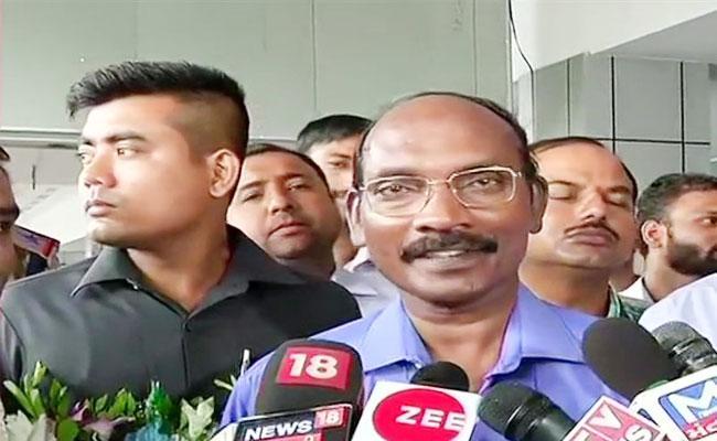 Sivan Says Chandrayaan 2 Orbiter Has Begun Experiments - Sakshi