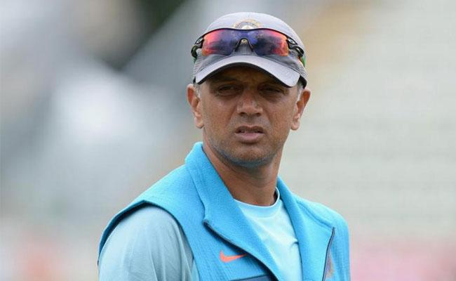 Rahul Dravid Appeared Before BCCI Ethics Officer Justice DK Jain - Sakshi