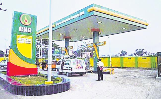 BGL Gas Distribution Project Delayed in Hyderabad - Sakshi