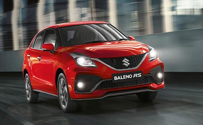 Maruthi Suzuki Announces Bumper Offer For Baleno Model - Sakshi