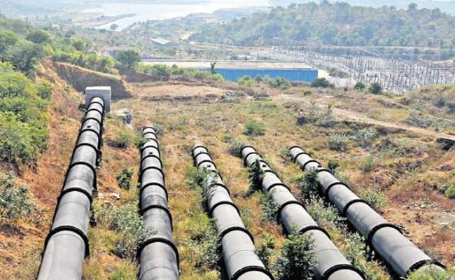 Karnataka Raises Objections Over Palamuru Ranga Reddy Project - Sakshi