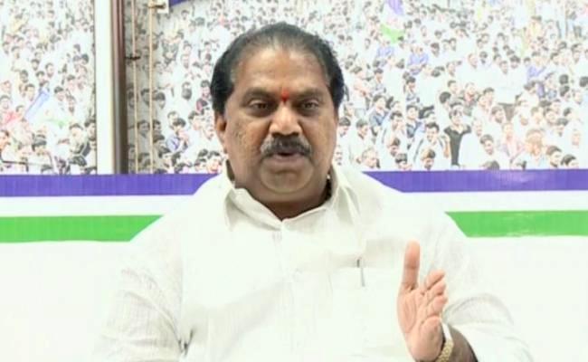 YSRCP MLA Malladi Vishnu Comments On BJP Leader Kanna Lakshminarayana - Sakshi