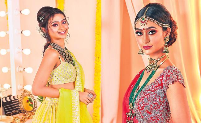 Lakme Fashion Looks For Bride Styles - Sakshi