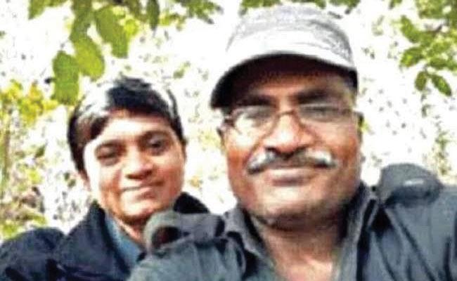 Top Maoist Leader Arun In Police Custody - Sakshi