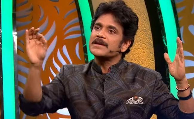 Bigg Boss 3 Telugu: Nagarjuna Fires On Varun Sandesh - Sakshi