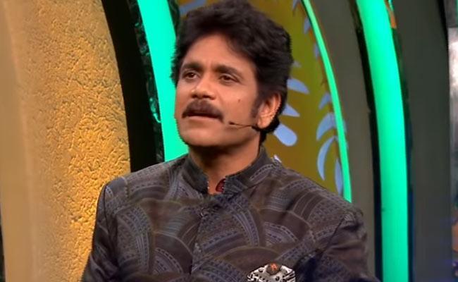 Bigg Boss 3 Telugu: Nagarjuna Fires On Rahul Varun And Baba Bhaskar - Sakshi