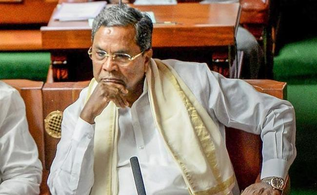 Siddaramaiah Face Challenge For Same Party leaders In Karnataka - Sakshi