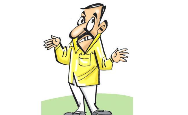 TDP Leaders Corruption in West Godavari - Sakshi