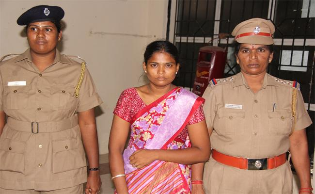 Life Imprisonment To Wife In Husband Murder Case In Chittoor - Sakshi