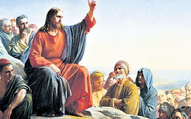 Special Story on Jesus - Sakshi