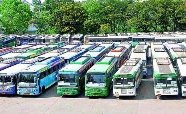 Telangana RTC Workers Announce Strike On October 5th - Sakshi
