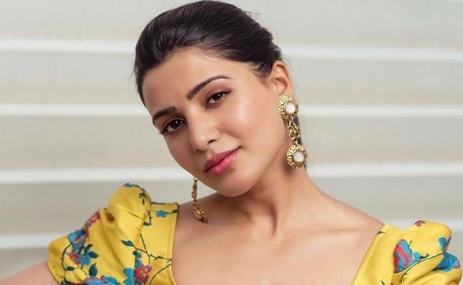 Samantha To Act in The Family Man Web Series - Sakshi