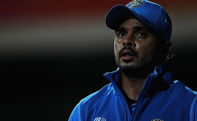 I Will Never Do It Even For 100 Crores Sreesanth - Sakshi