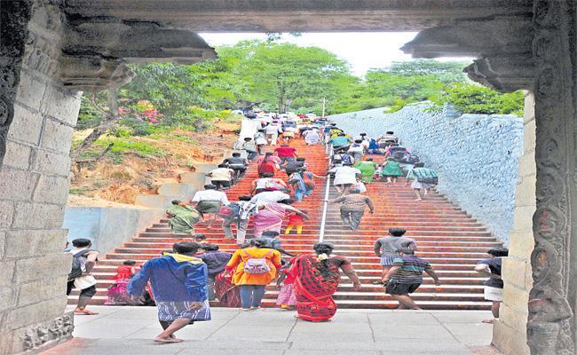 Special Story On Brahmotsavam Funday - Sakshi