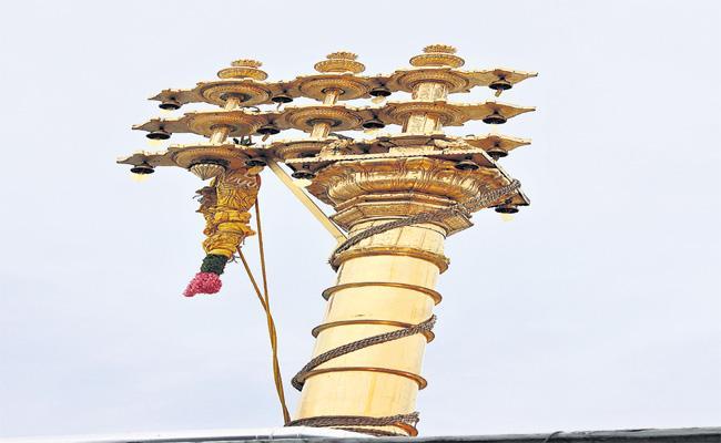 Yendluri mohan Speaks About Tirumala - Sakshi