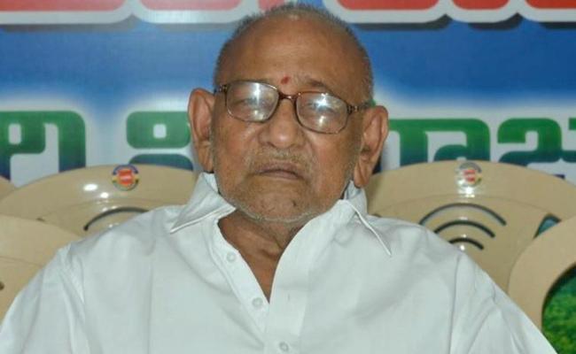 Former Anaparthi MLA Tetali Ramareddy Passed Away - Sakshi