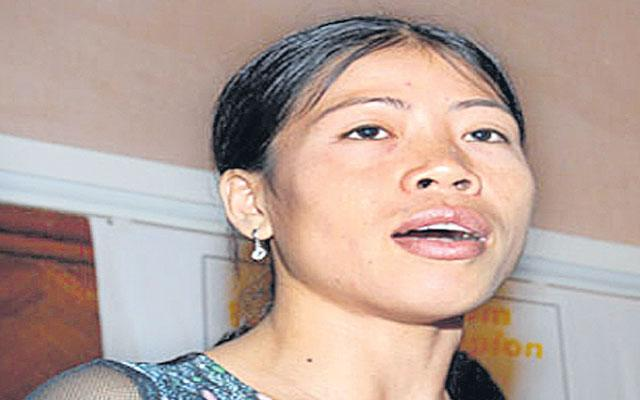 Mary Kom Aiming for World Boxing Championship Medal to Silence Critics - Sakshi