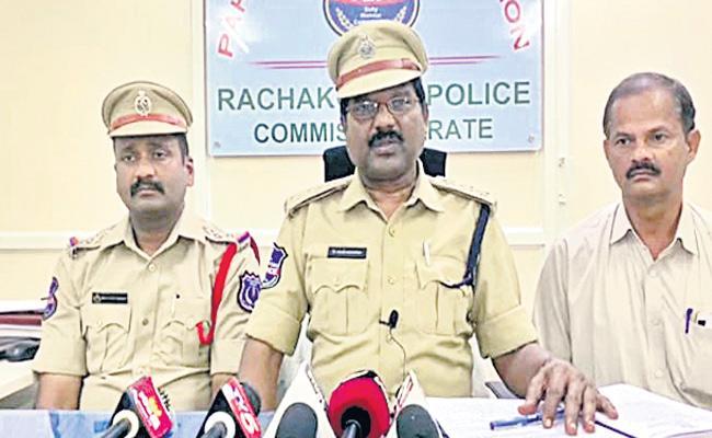 Eight People Arrested By Molestation Case In Vikarabad District - Sakshi