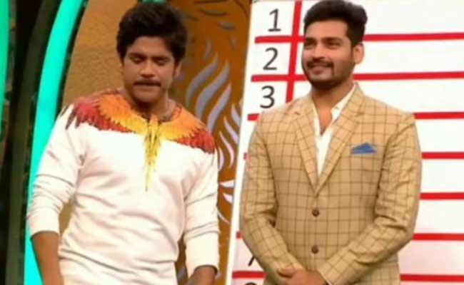Bigg Boss 3 Telugu: Ravi Krishna Eliminated In Tenth Week - Sakshi