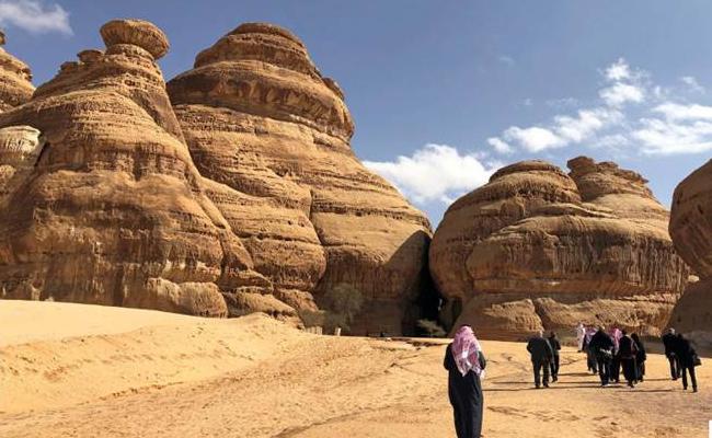 Online Visa Facility for Tourists in Saudi Arabia - Sakshi