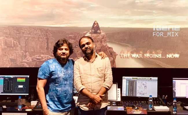 Surender Reddy Announced That Sye Raa DTS Mixing Work Completed - Sakshi