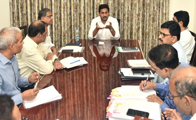 CM YS Jagan Green Signal For Merging APSRTC In Government - Sakshi