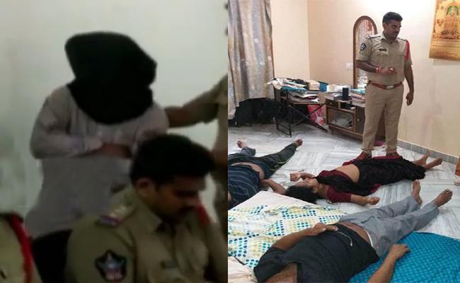 One Arrested in Amalapuram Doctor Family Suicide Case - Sakshi