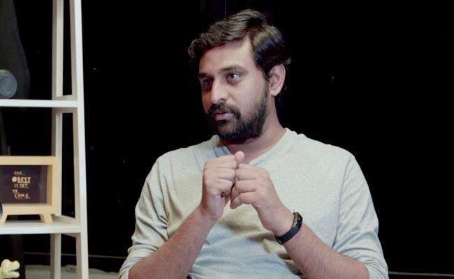 Telugu Director Ajay Bhupathi Cheap Star Tweet Goes Viral - Sakshi