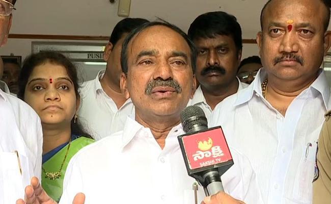 Minister Etala Rajender Talks On viral Fevers Precations In Hyderabad - Sakshi