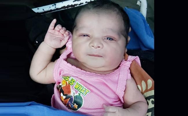 Four Kgs Baby Boy Born in Anantapur - Sakshi