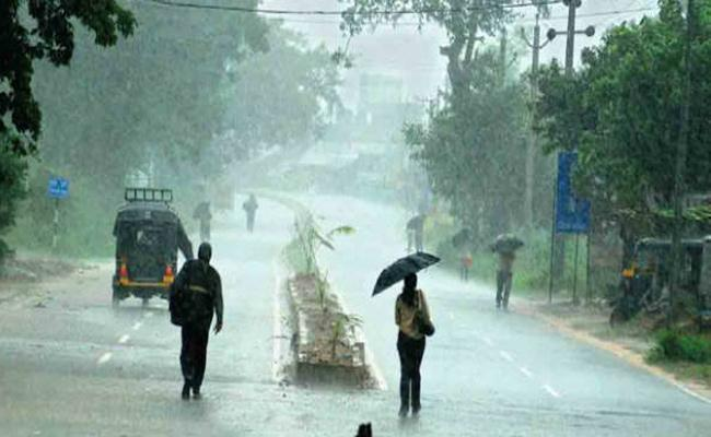 Heavy Rain Alert For Kosta Due To Bengal Severe Depression - Sakshi