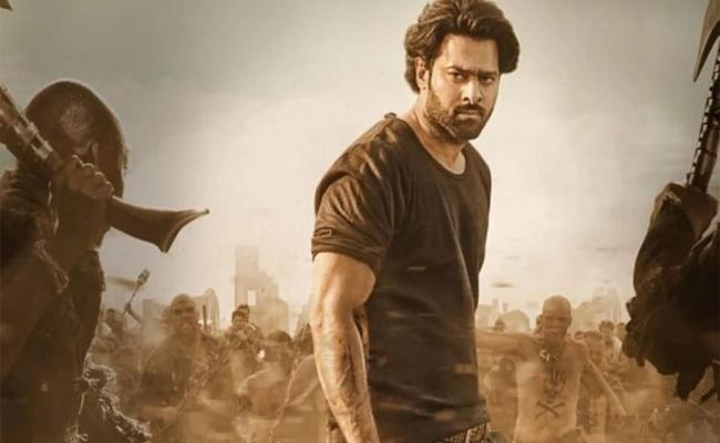 Saaho Hindi Box Office Collection Day 4 Film Close To Rs 100 Crore - Sakshi