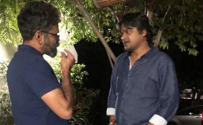 Director Sukumar May Act In Valmiki Movie - Sakshi