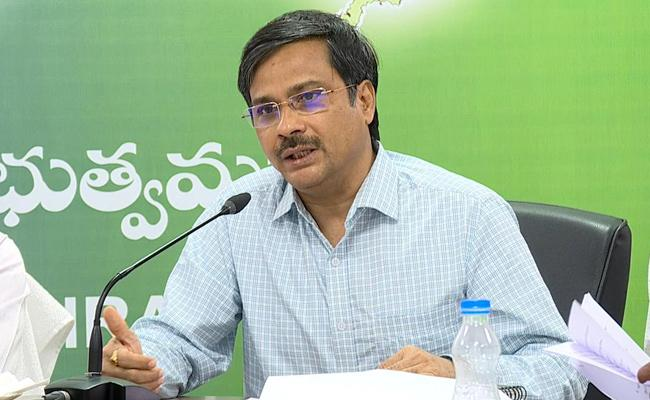 Acknowledgment Should Be Uploaded Village Secretariat Website  - Sakshi