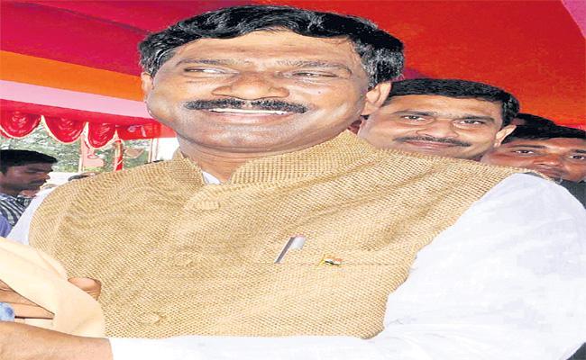 Dalit Community Should Get Proper Sharing In Politic - Sakshi