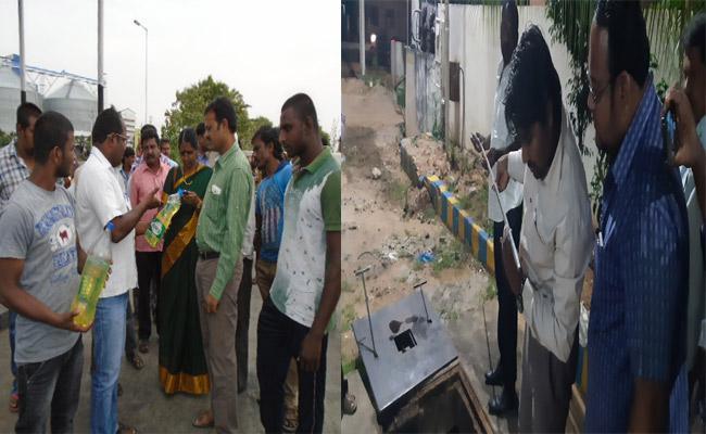 Adulteration Rampant In Petrol, Diesel In Joint Mahabubnagar District - Sakshi