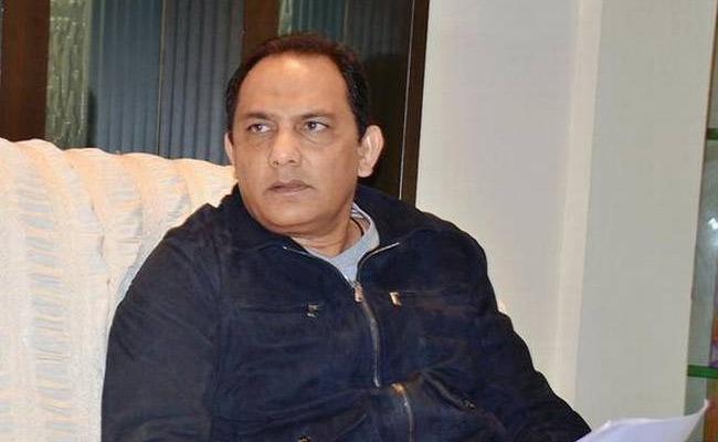 Azharuddin Takes Over As HCA President - Sakshi