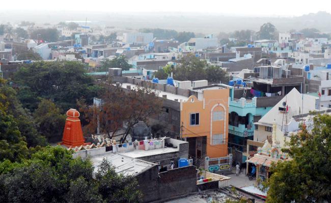 Markapuram Temple Lands Irregularities In Prakasam - Sakshi