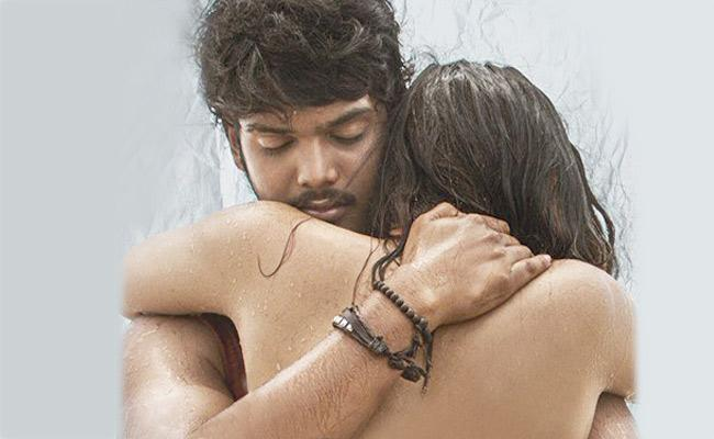Akash Puri Romantic Movie First Look Release - Sakshi