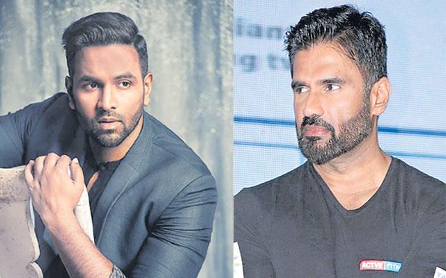 Vishnu Manchu New Movie Call Centre with Sunil Shetty - Sakshi