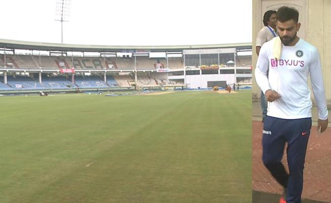 India Vs South Africa 1st Test At Vizag ACA Visits YSR ACA VDCA Stadium - Sakshi