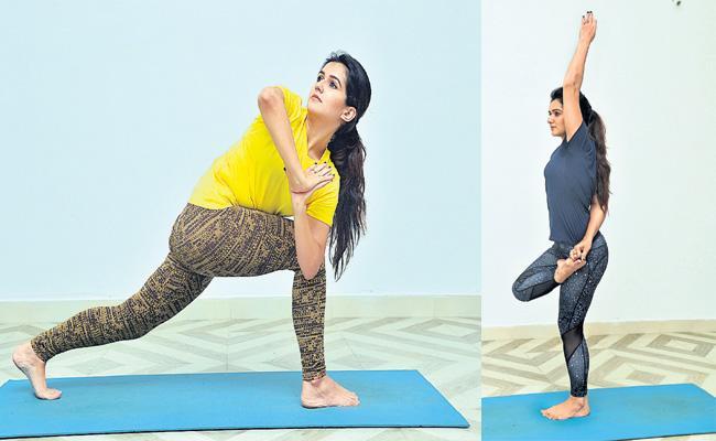 Special Story on Yoga - Sakshi