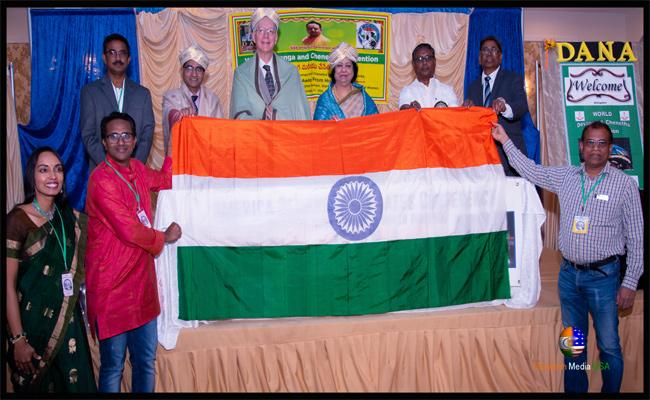 World Devanga And Chenetha Conference Was Succesfull By DANA And Indo American Phelanthopic Society In NAperville - Sakshi