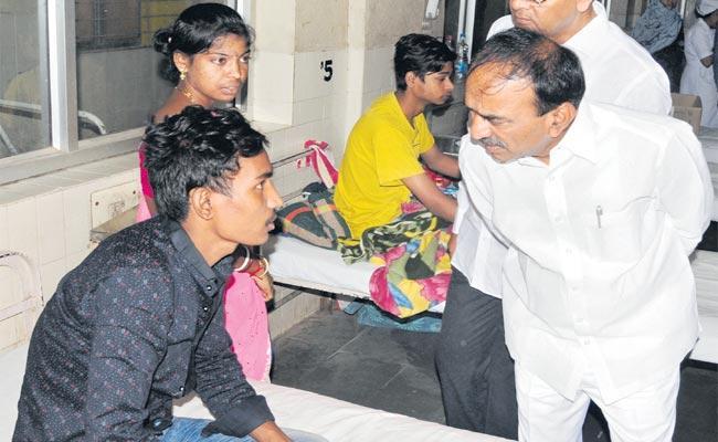 Dengue Fever Cases Increased In Telangana - Sakshi