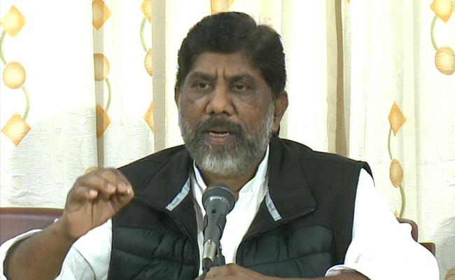 CLP Leader Mallu Bhatti Vikramarka Fires On KCR And Etela - Sakshi