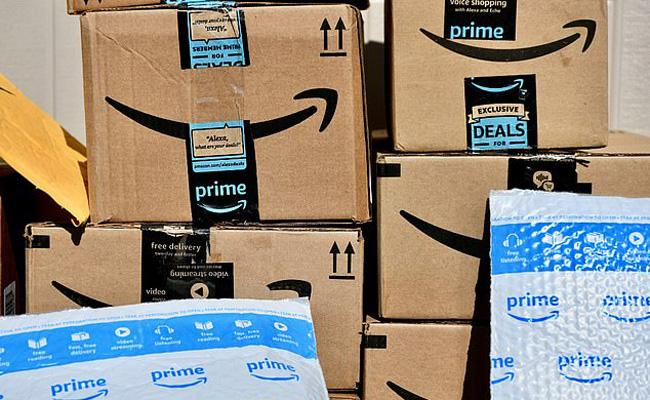 Amazon India To Replace All Single Use Plastic Packaging  - Sakshi