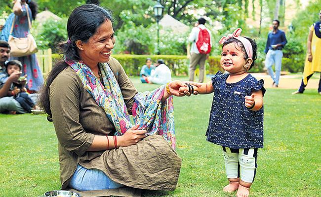 Awareness on Pregnent Women in Ramakrishna Math - Sakshi
