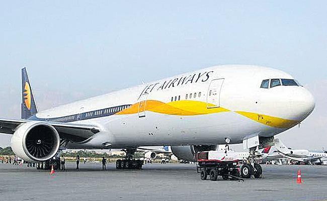 No Builders For Jet Airways Buy - Sakshi