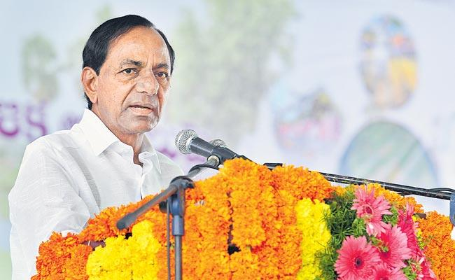 KCR Implements New Rules For Rural Development In Telangana - Sakshi